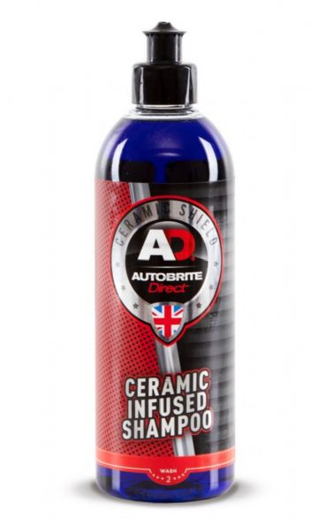 Autobrite Direct - Ceramic Infused Shampoo Car Wash - 500ml